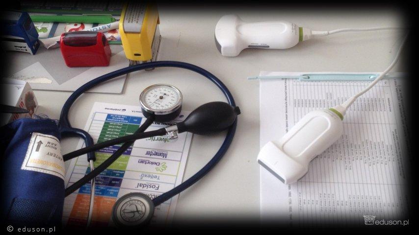 listę chorób, które niedają jasnych dla pacjenta objawów klinicznych, asą widoczne wbadaniu usg