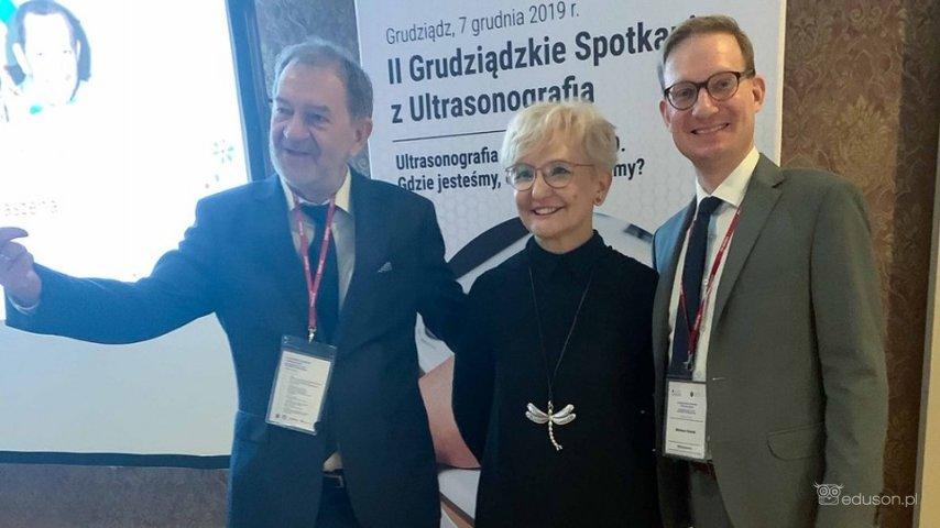 II Grudziądzkie Spotkanie zUltrasonografią, Lekarz rodzinny, drn. med. Mateusz Kosiak, pediatra,