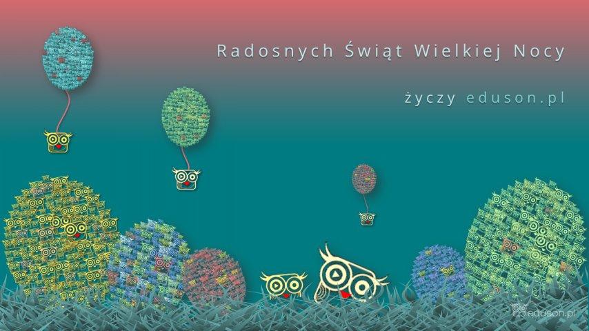 Radosnych iSpokojnych Świąt Wielkiej Nocy życzy eduson.pl! - Portal wymiany wiedzy oultrasonografii - Eduson