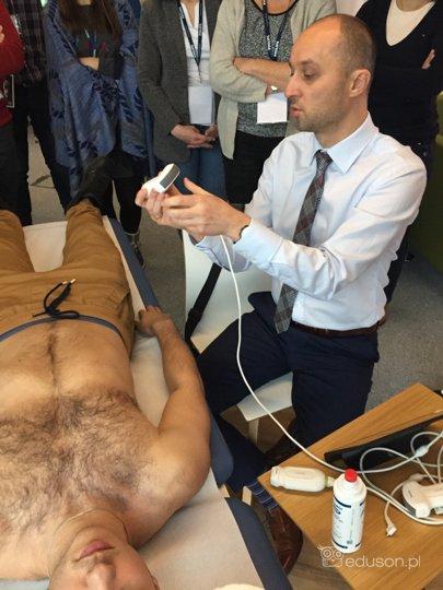 kurs mobilnej ultrasonografii PHILIPS LUMIFY