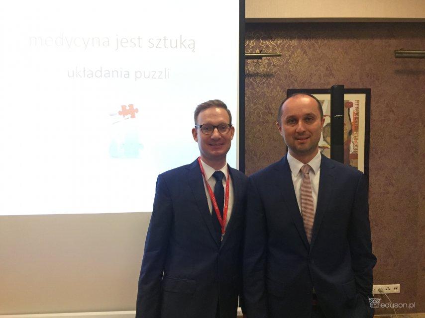 Grudziądzkie Spotkanie zUltrasonografią: drn. med. Mateusz Kosiak, drn. med. Tomasz Batko