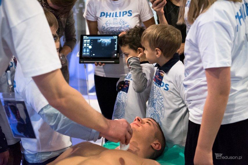 Warsztaty Dziecinnie proste USG zmobilnymi aparatami usg Philips Lumify