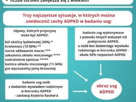 Zwyrodnienie wielotorbielowate nerek dziedziczone autosomalnie dominująco (ADPKD) - Portal wymiany wiedzy o ultrasonografii - Eduson