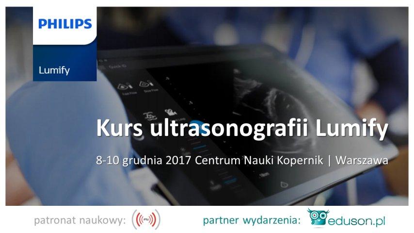 Kurs Ultrasonografii Lumify