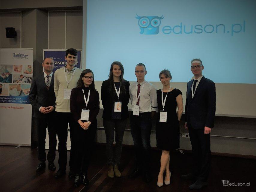 Znamy Zwycięzców Konkursu Ultrasonograficznego dla Studentów Medycyny! - Portal wymiany wiedzy oultrasonografii - Eduson
