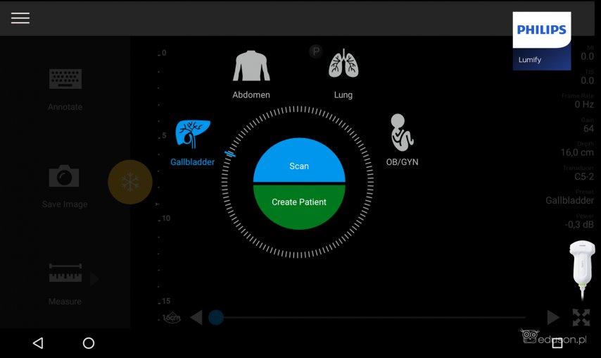 PHILIPS LUMIFY - Portal wymiany wiedzy o ultrasonografii - Eduson