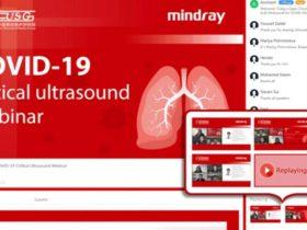 Webinary o ultrasonografii u pacjentów z COVID-19 są dostępne do ponownego obejrzenia. - Portal wymiany wiedzy o ultrasonografii - Eduson