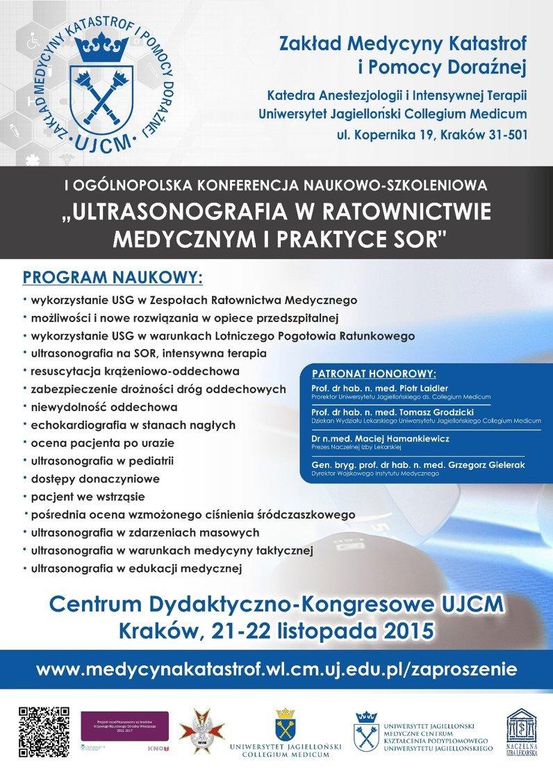 Ultrasonografia wratownictwie medycznym ipraktyce SOR