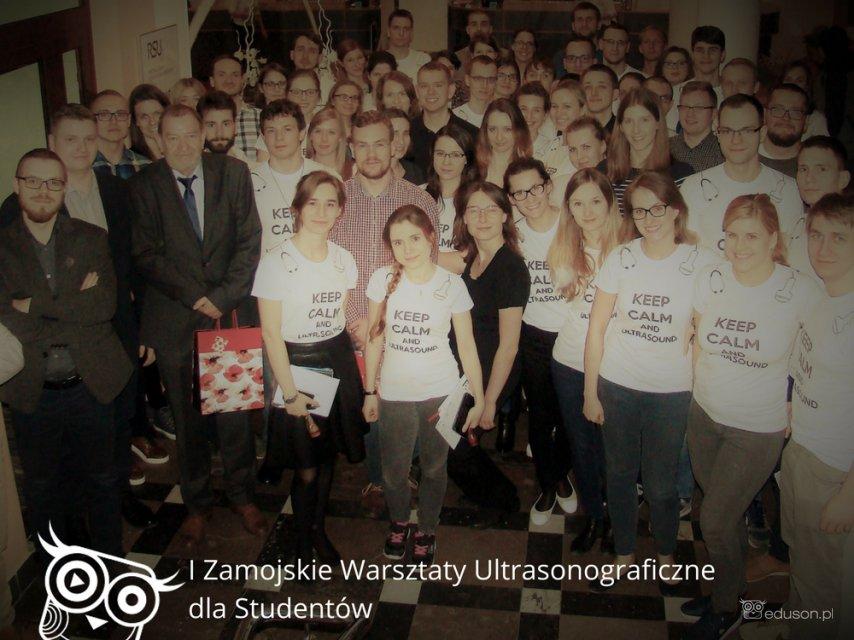 I Zamojskie Warsztaty Ultrasonograficzne dla Studentów