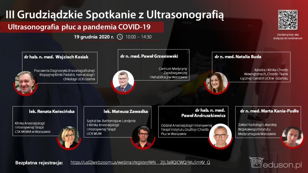 Trzecie Grudziądzkie Spotkanie zUltrasonografią - Portal wymiany wiedzy oultrasonografii - Eduson