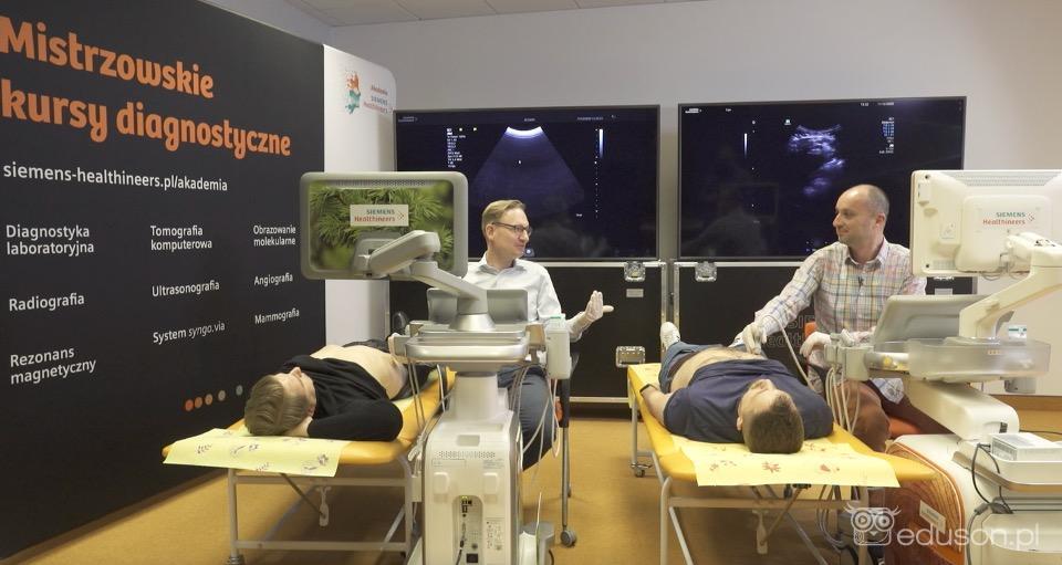 Ultrawieczory z ultrasonografią - część 2. Nerki. - Portal wymiany wiedzy o ultrasonografii - Eduson
