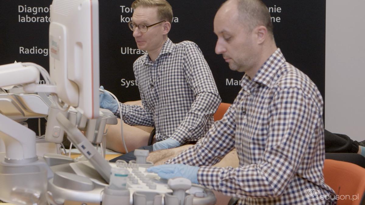 Ultrawieczory z ultrasonografią – część 5. Tarczyca. - Portal wymiany wiedzy o ultrasonografii - Eduson