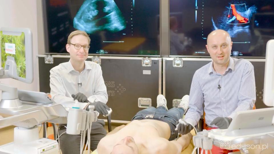 Webinar MasterClass: Praktyczna nauka ultrasonografii - układ moczowy - Portal wymiany wiedzy o ultrasonografii - Eduson